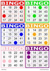 math bingo logo